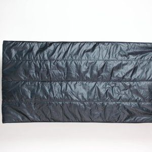 new Nike Quilted Infinity Puffer Scarf -bl…